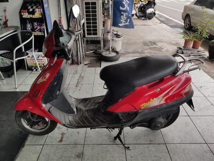 迪爵125cc(紅)