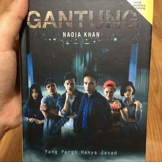 GANTUNG HARD COVER (LIMITED EDITION)