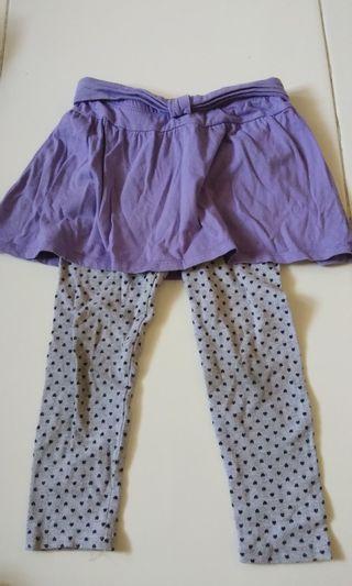 Celana Rok Anak Perempuan Circo ORI size 3year