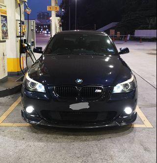 BMW 525i Lci m-sport