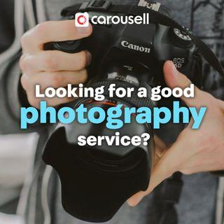 Looking for a good Photography Service? (Browse our Category now!)