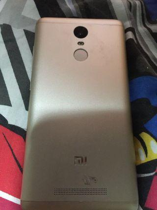 Redmi Note 3 Can't on