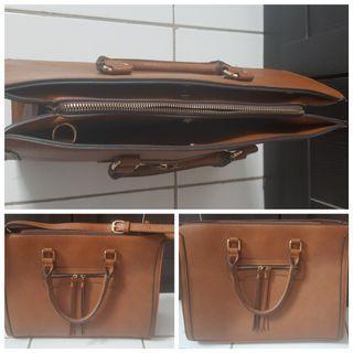 Stradivarius Chocolate Bag
