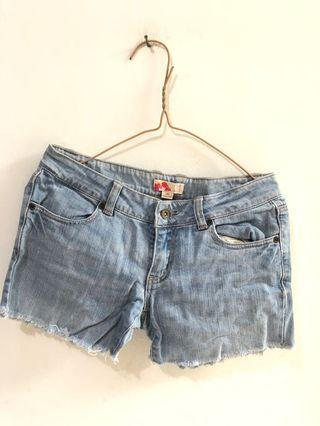 Hotpants Jeans F21