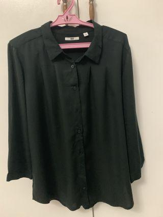 Original Uniqlo 3/4 Sleeves Top