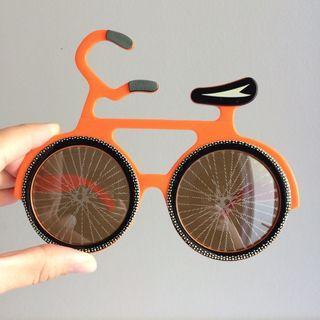 Bike Glasses/Photo Prop Glasses