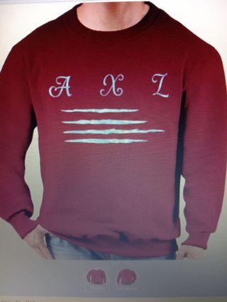Sweater pria triple hustle