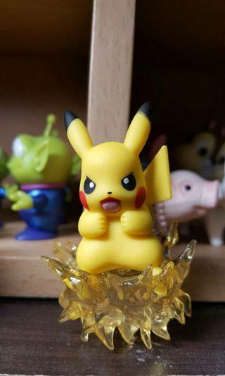 奇譚  杯緣子 KITAN 皮卡丘 Pokemon pocketmonster 寶可夢扭蛋轉蛋