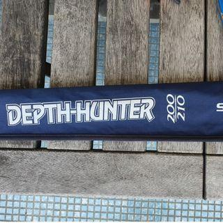 Shimano Depth Hunter Fishing Rod - For Electric Reels