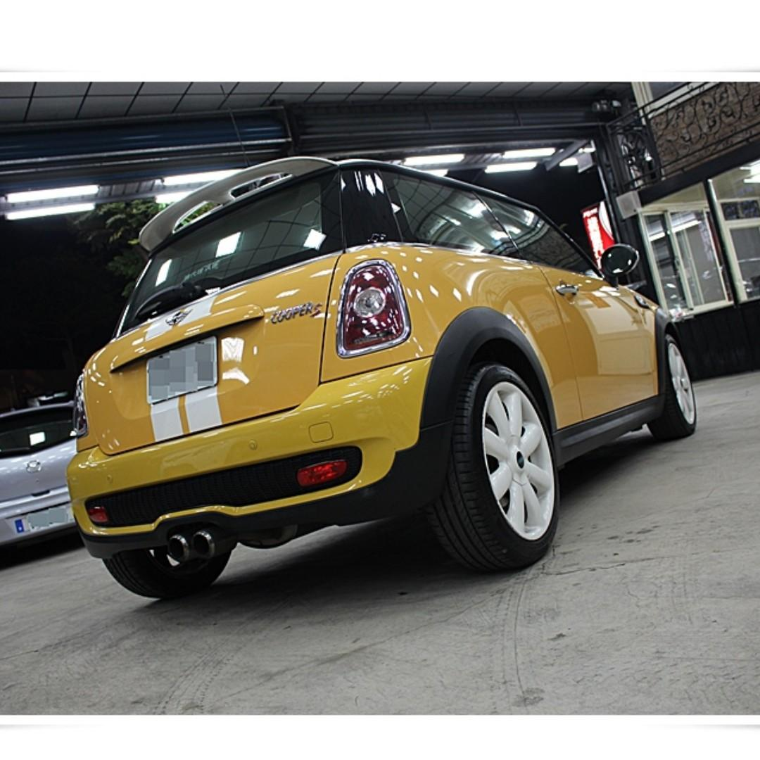 2008年 Mini Cooper S