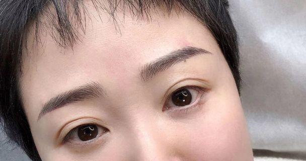 7D Eyebrow  Embroidery