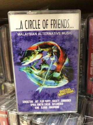 Kaset A Circle of Friends