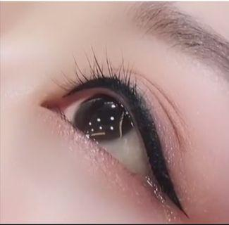 eyeliner Embroidery promotion