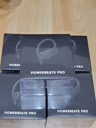 現貨!Powerbeats pro真無線高機能耳機 原廠公司貨 全球保固