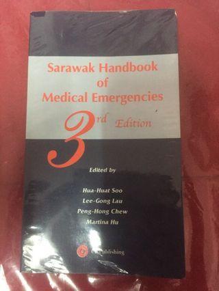 SARAWAK HANDBOOK OF EMERGENCY MEDICINE