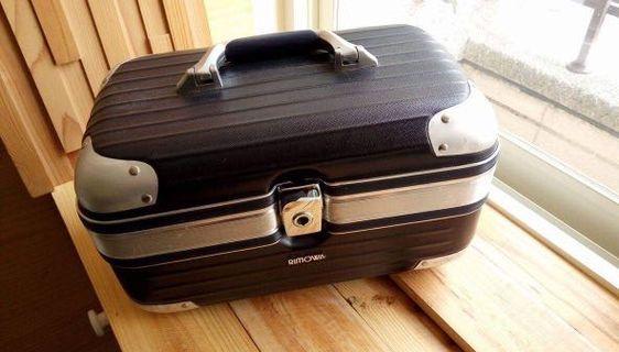 RIMOWA古董化妝箱手提箱