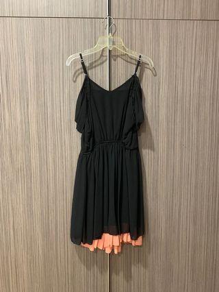 🚚 Cold shoulder dress