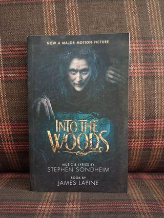 INTO THE WOODS by JAMES LAPINE