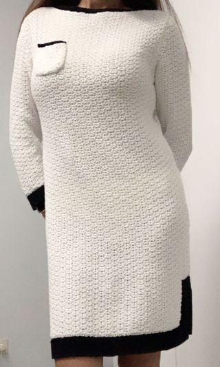 Original Marc Cain Knitted Dress