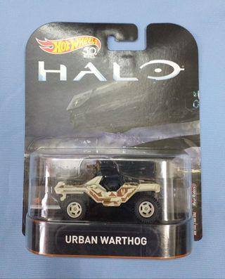 Urban Warthog Halo Games Hotwheels Hot Wheels Real Riders