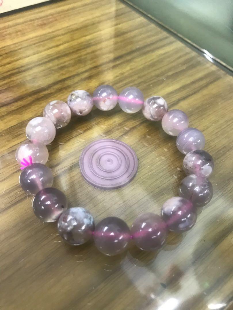 紫冰櫻花手串 (10m)