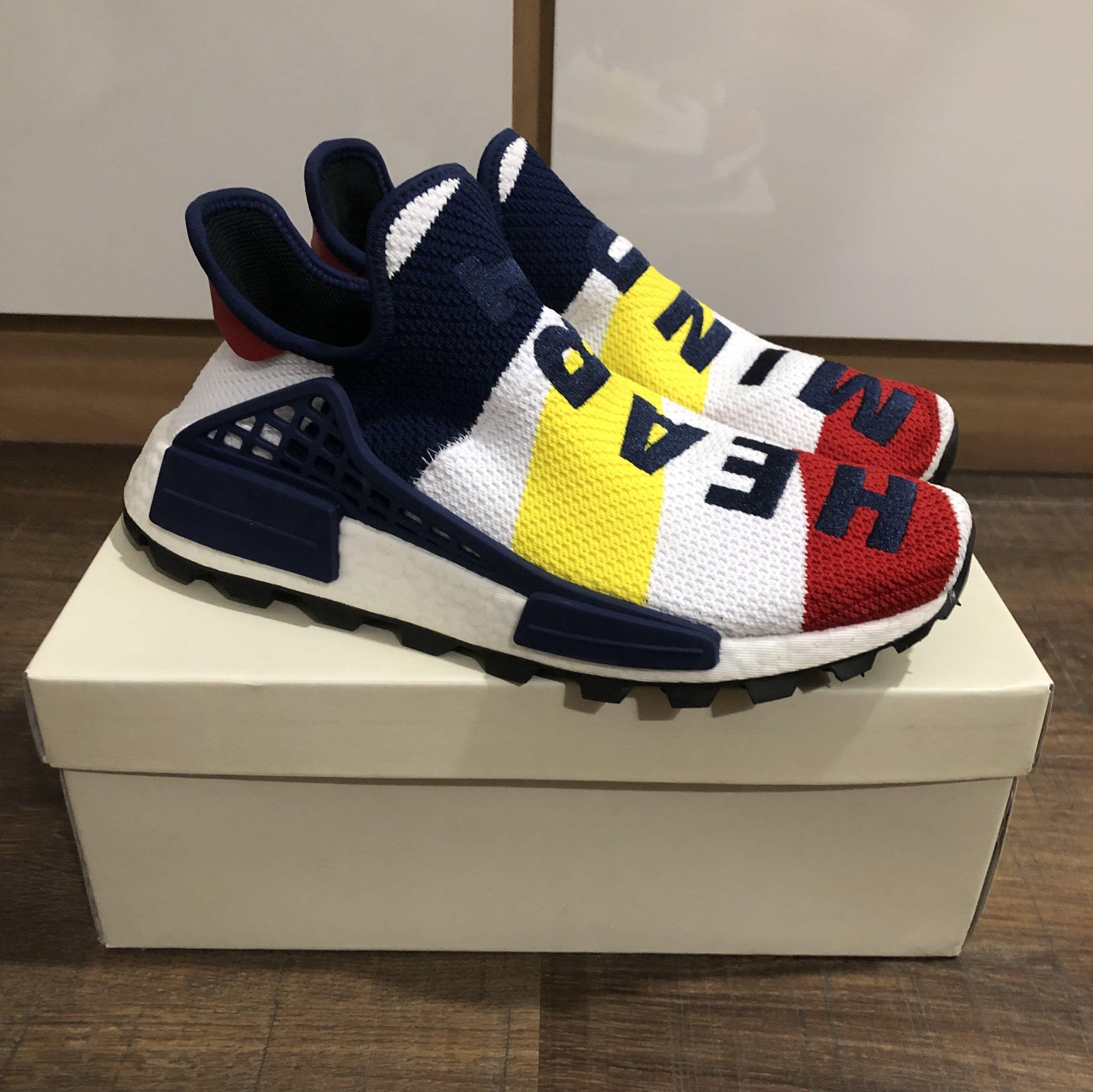 Adidas Billionaire Boys Club human race for sale, Men's