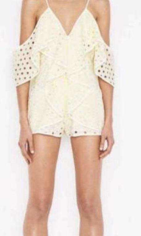 Alice McCall confide in me playsuit
