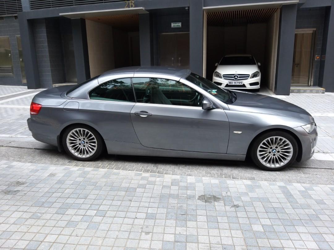 BMW 325CI CONV 2010