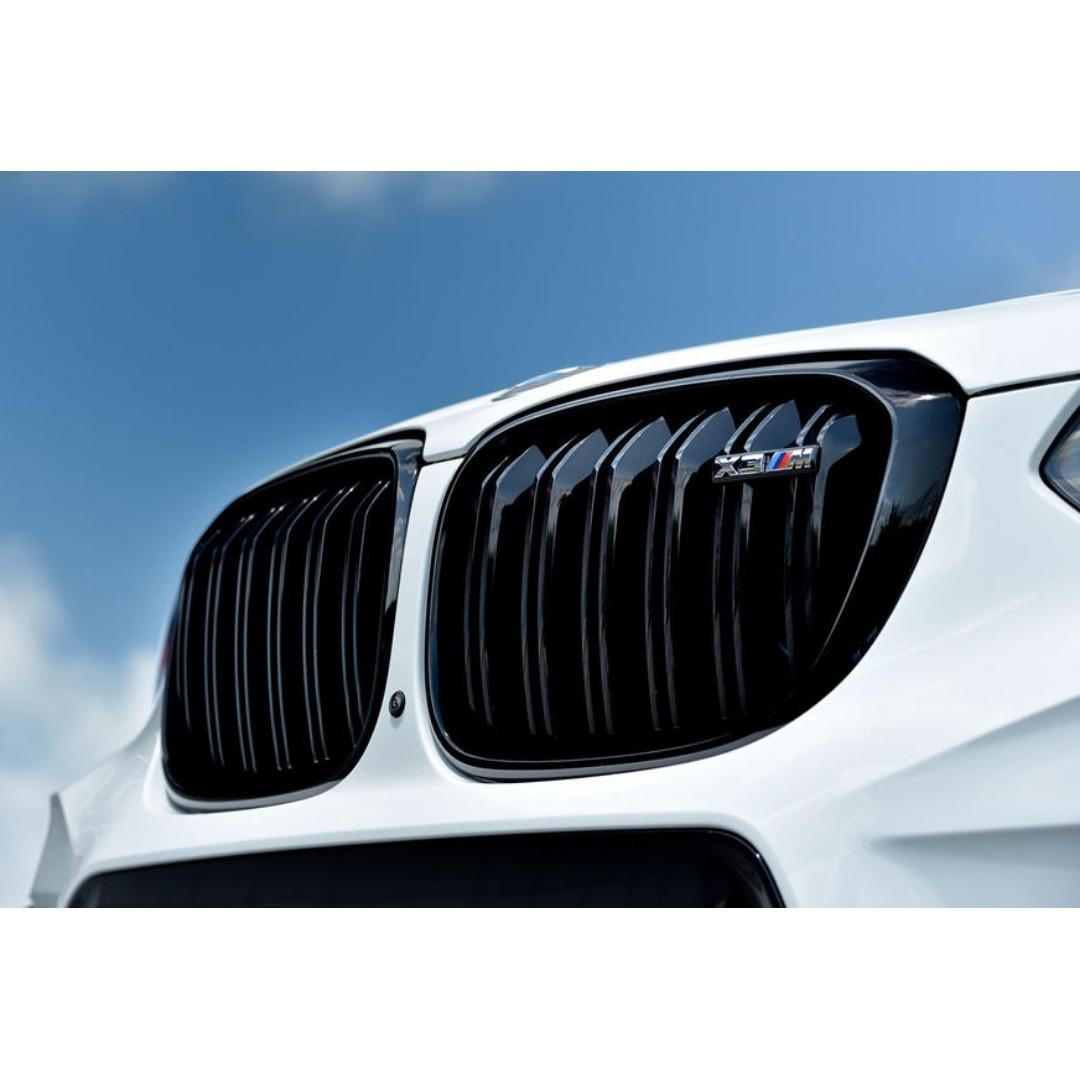 BMW X3 M Competition Grille Set