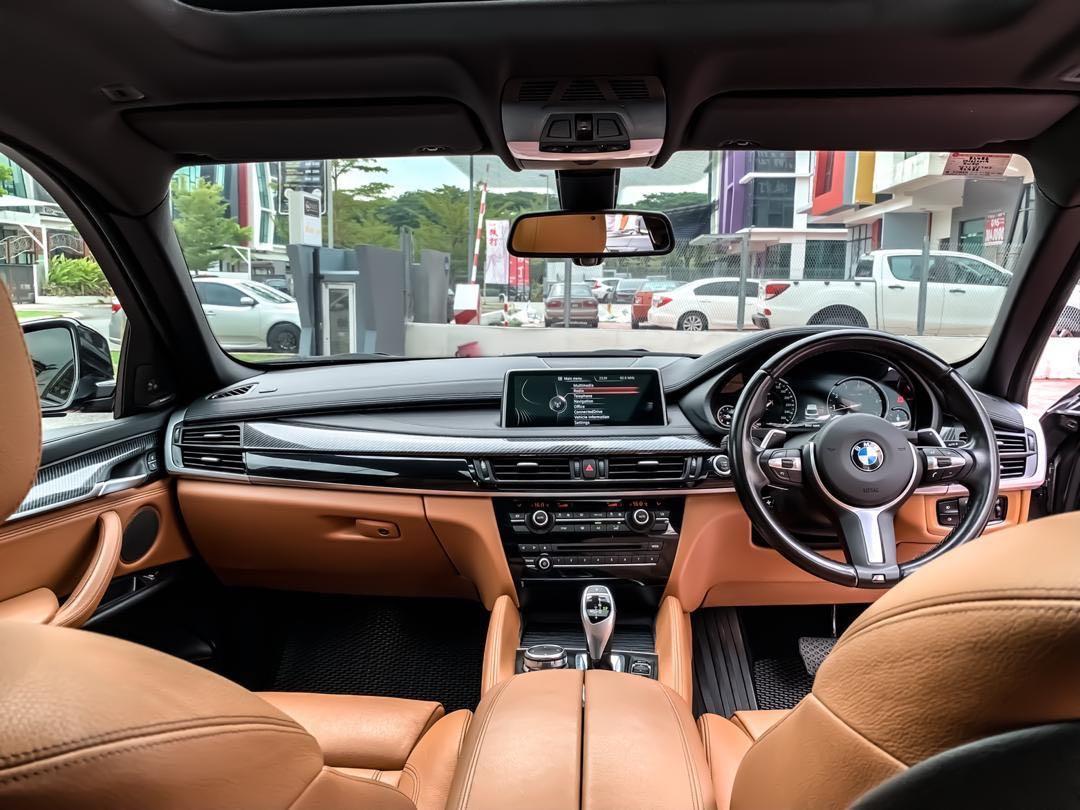 BMW X6 3.0 M-SPORT BAVARIAN LOCAL SPEC SEWABELI BERDEPOSIT