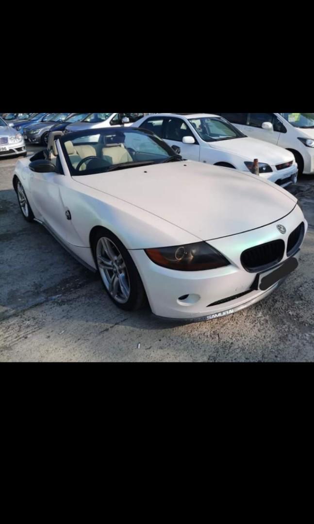 BMW Z4 2.5 2004