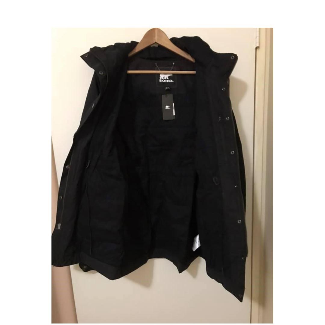 BNWT Women's Sorel Joan of Arctic Lite Jacket Size XL