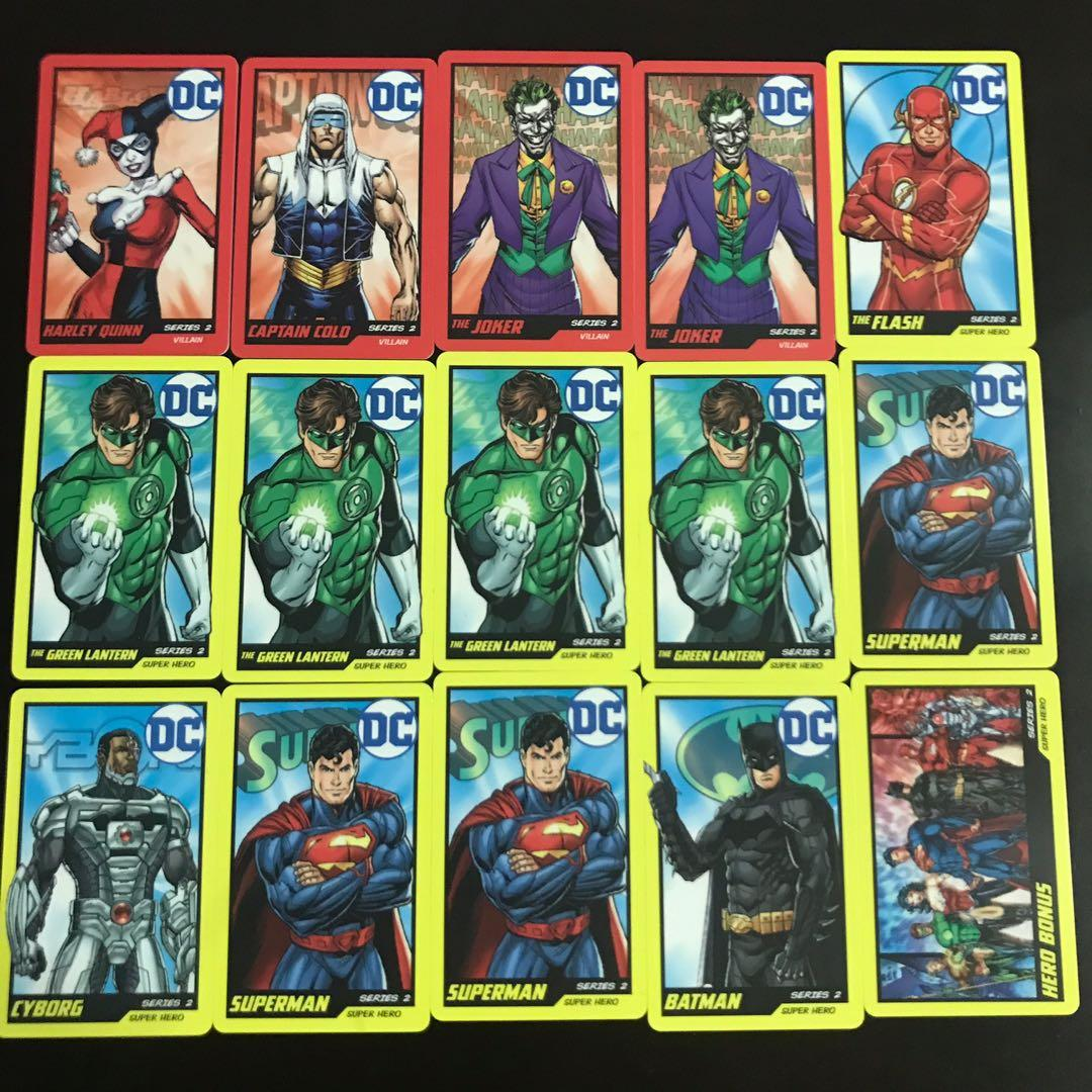 DC Arcade Tickets Cards Fat Cat Cow Play Cow Moo Prize Station
