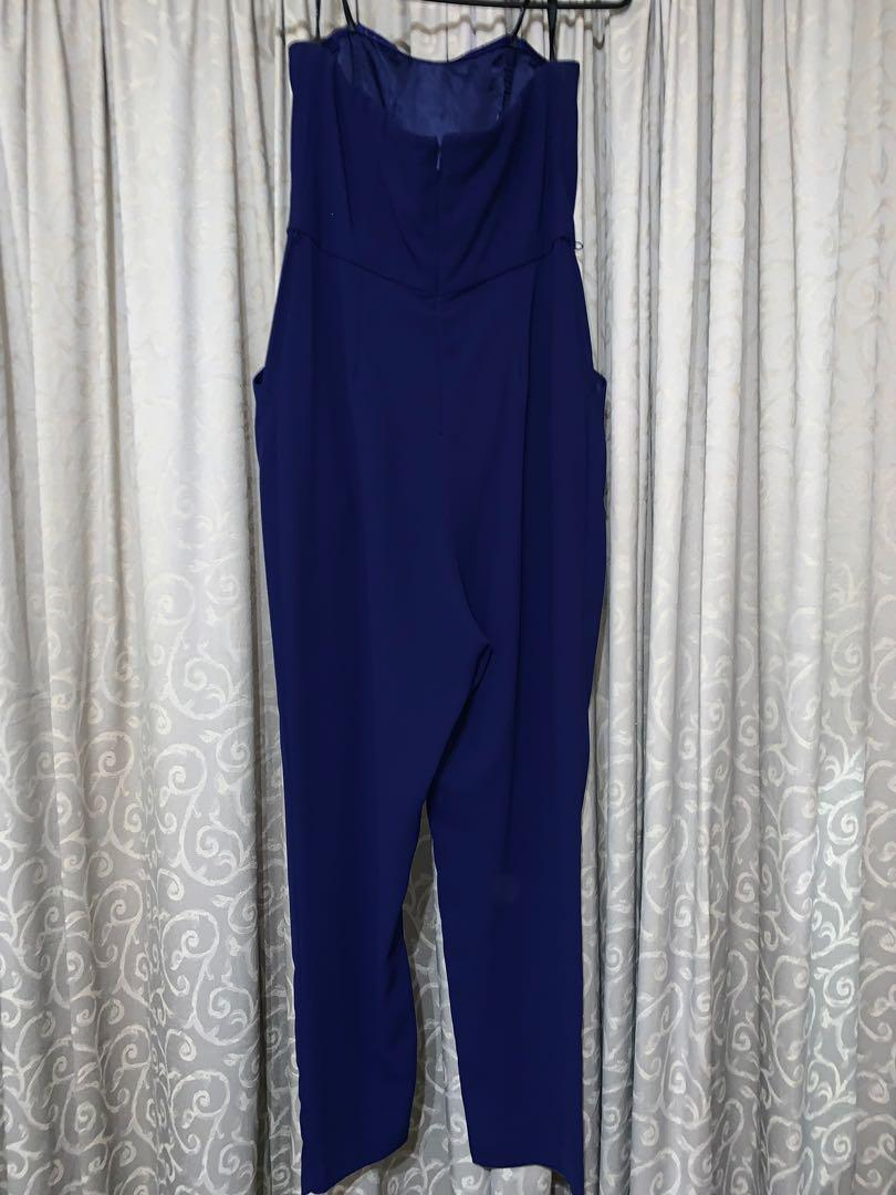 Forever New - Blue Jumpsuit