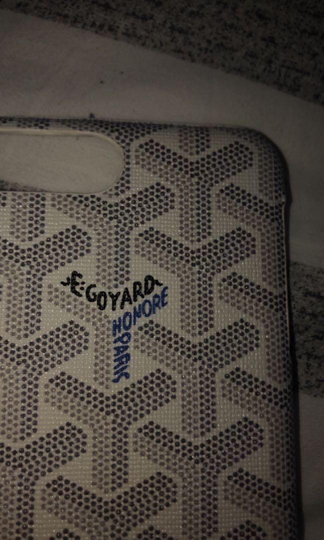 Goyard iPhone 8 Plus Case