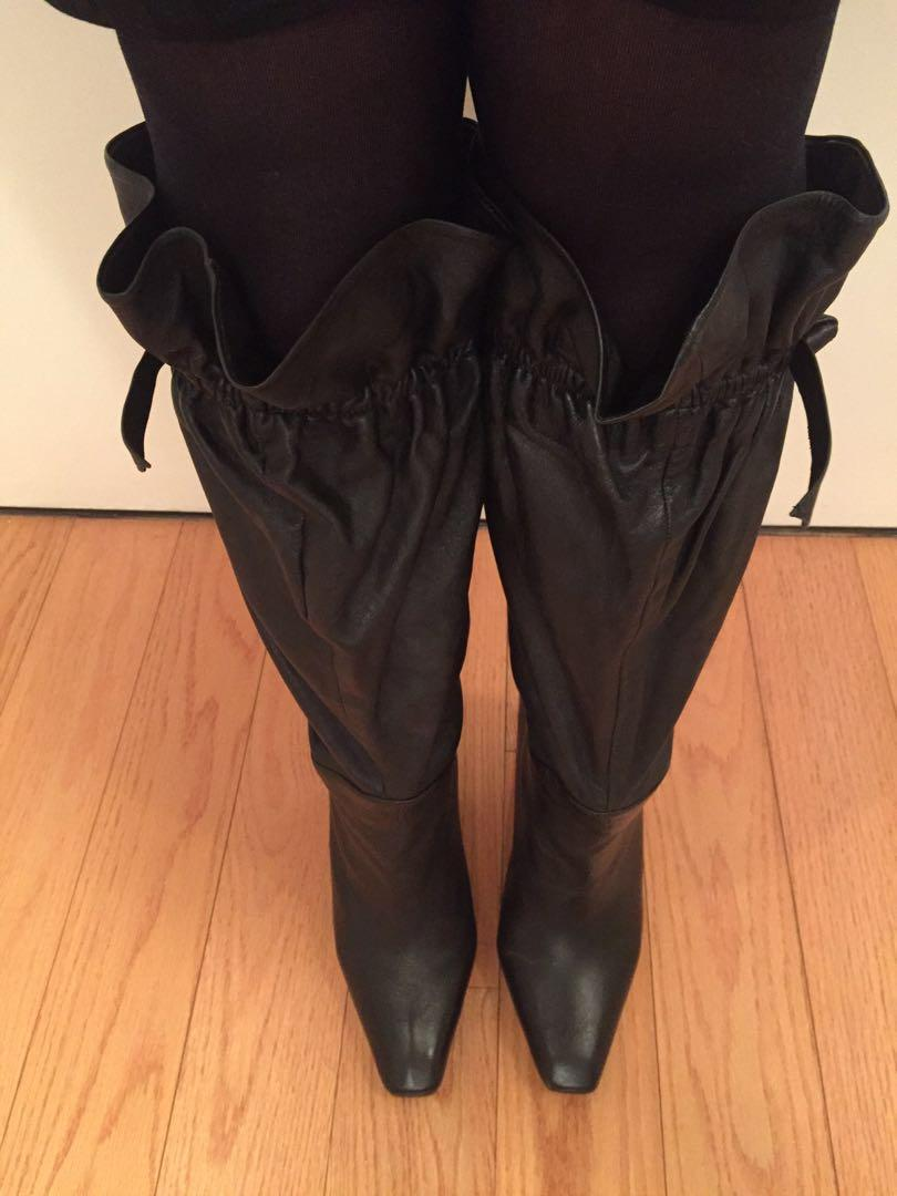 Halston Heritage Boots