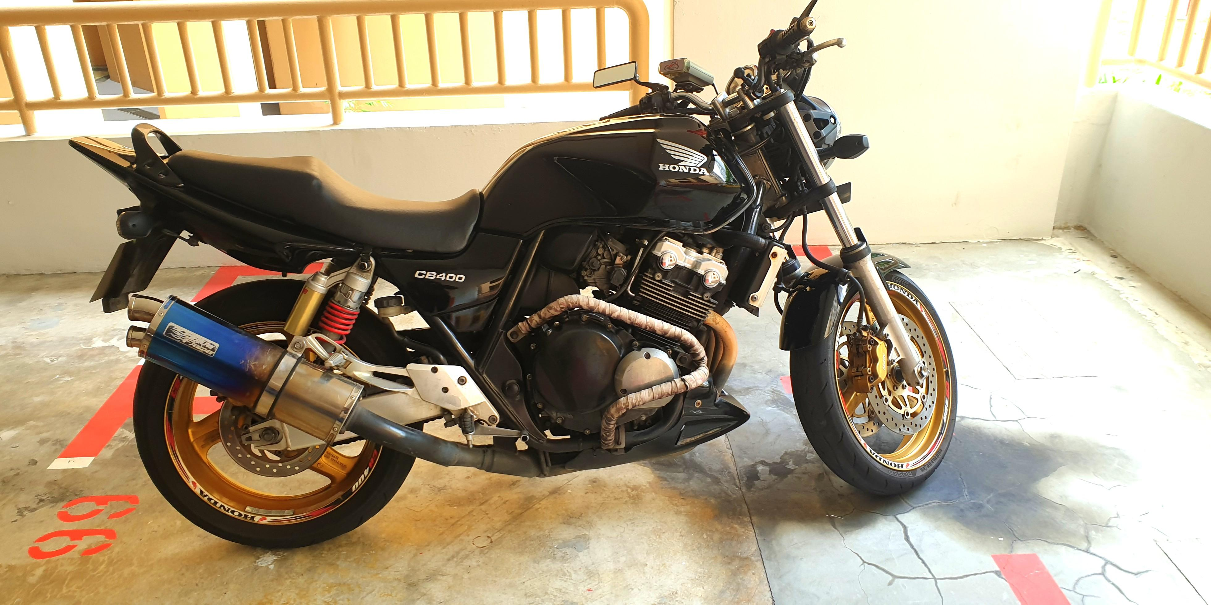 Honda super 4 spec 3