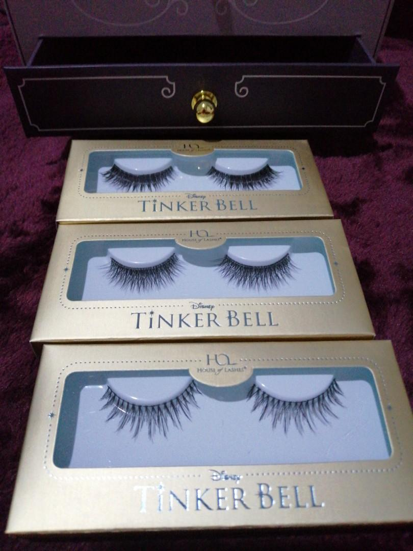 House Of Lashes Disney TINKER BELL TREASURE COLLECTION New & Authentic (NO SWAPS, PRICE IS FIRM) IDEAL GIFT