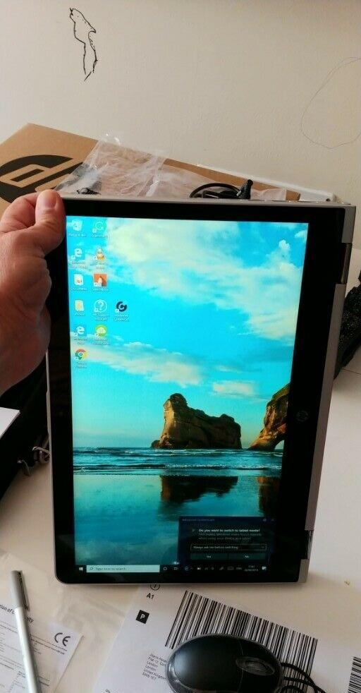 HP Pavilion x360 Touch Screen Convertible Laptop ( Brand New )