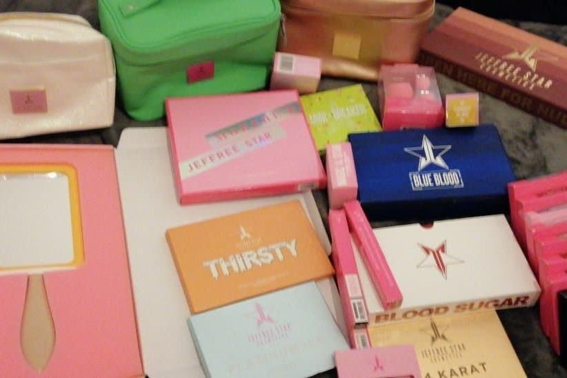 Jeffree Star Cosmetics Collectors Assorted Makeup [Brand New & Authentic] No Swaps [BUY 1 OR BUY ALL] WHILE STOCKS LAST [Prices Vary]