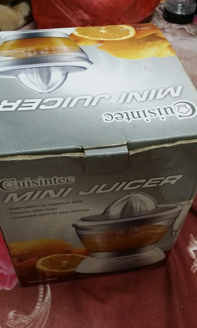 juicer 95 % new