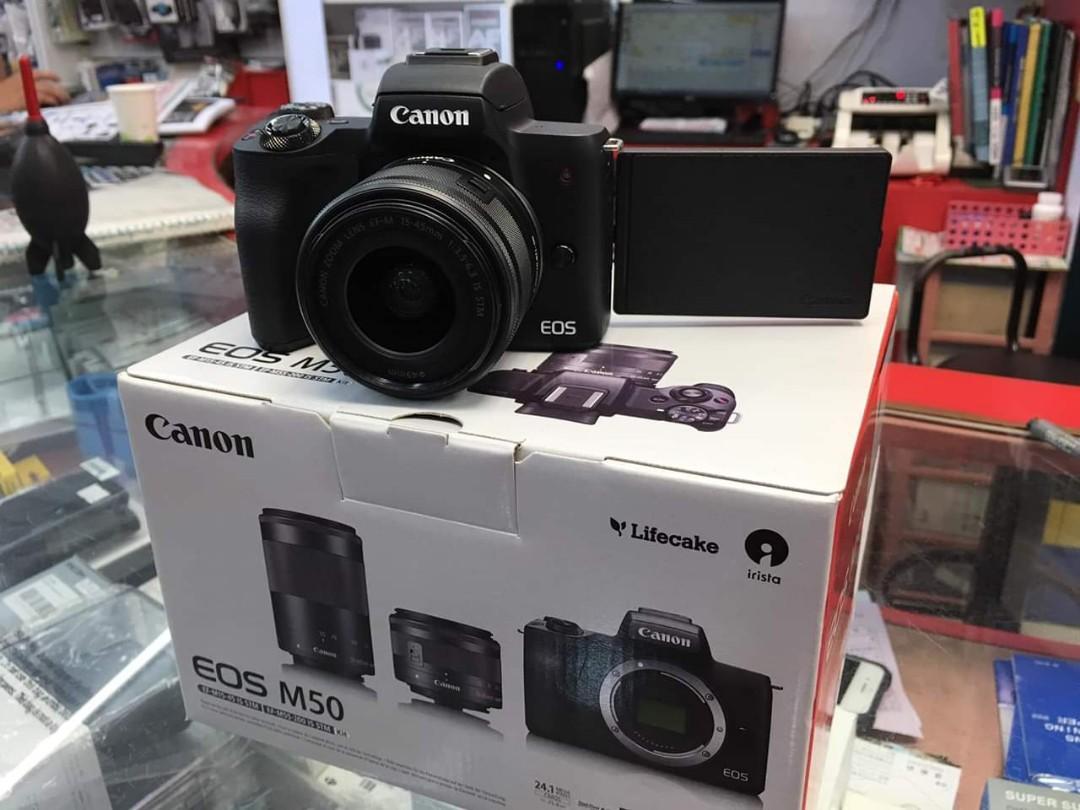 Kamera Canon M50
