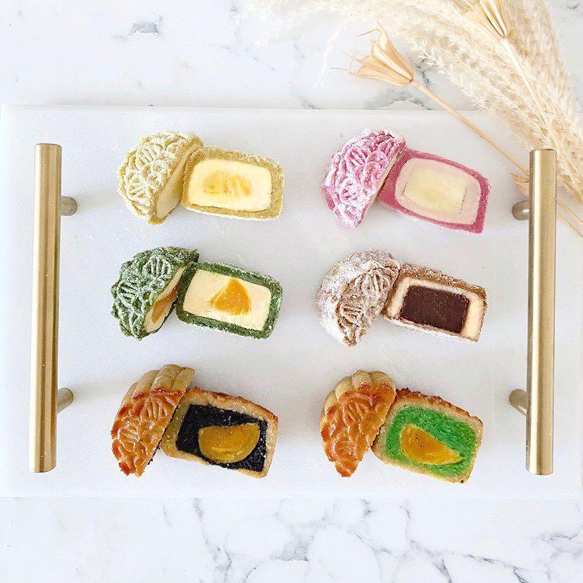 Keto Mooncake Box of 6
