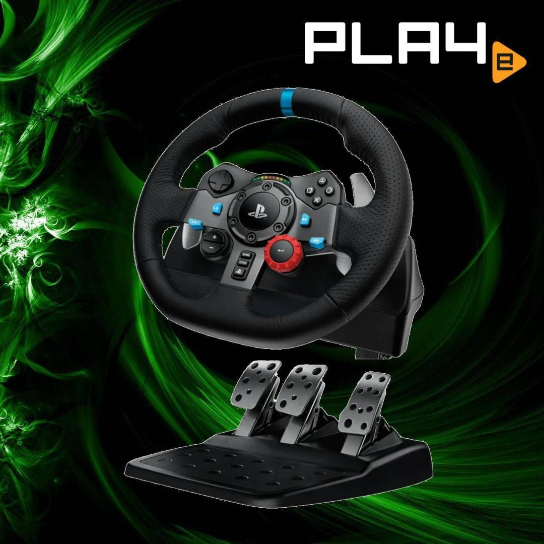 Logitech G29 Driving Force Racing Wheel Brand New (Promo End 31 Dec)