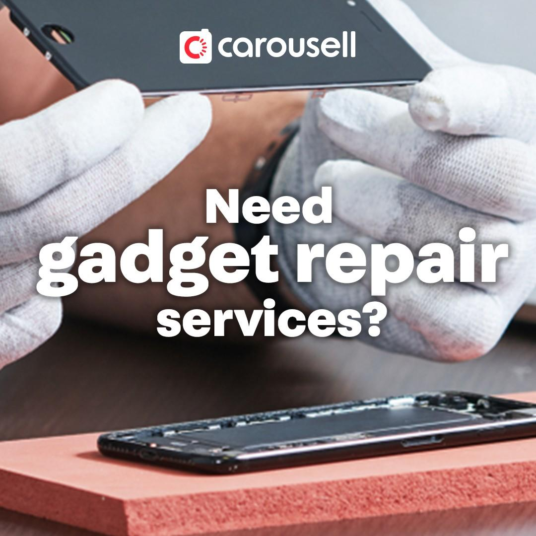 Looking for Gadget Repair Services? (Browse our category now!)