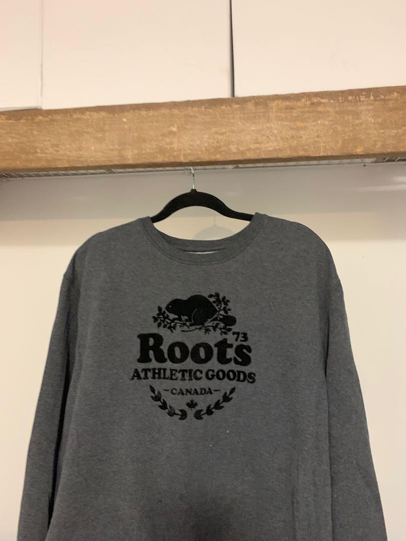 Oversized Roots Sweater