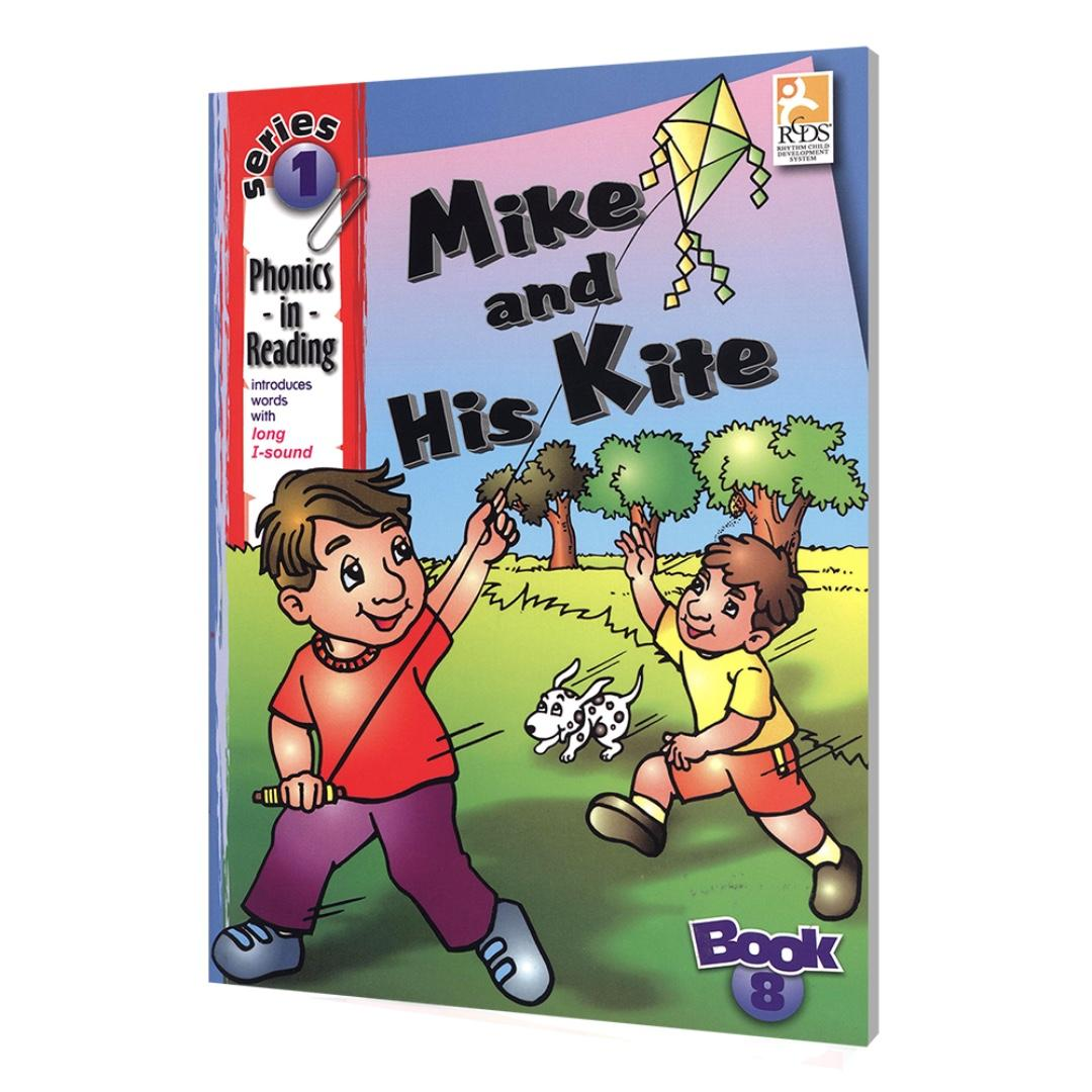 Phonics in Reading Series 1: Book 8 - Mike and His Kite | Children's Book | Early Readers