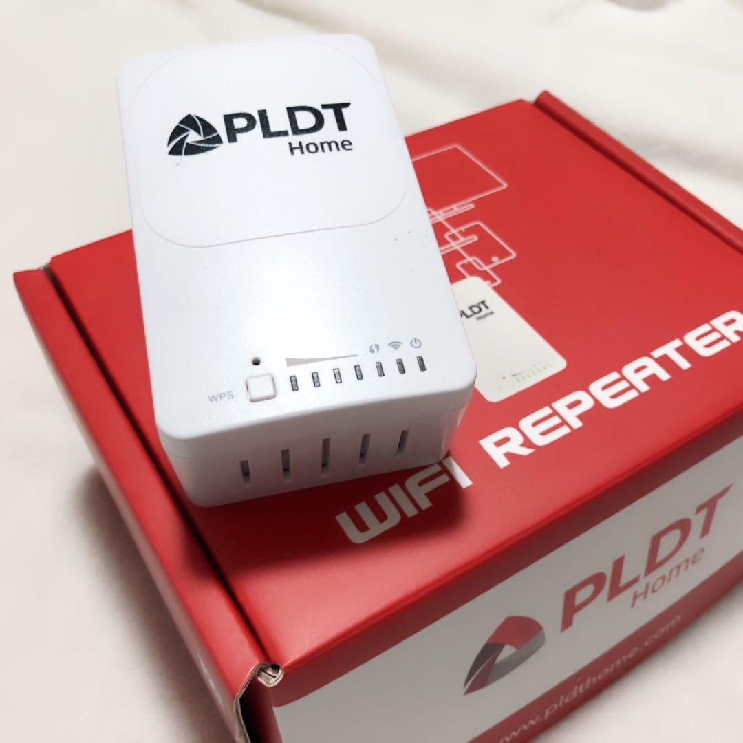 Pldt Wifi Repeater Looking For On Carousell