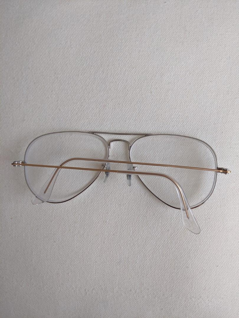 Ray-ban aviator eyeglasses