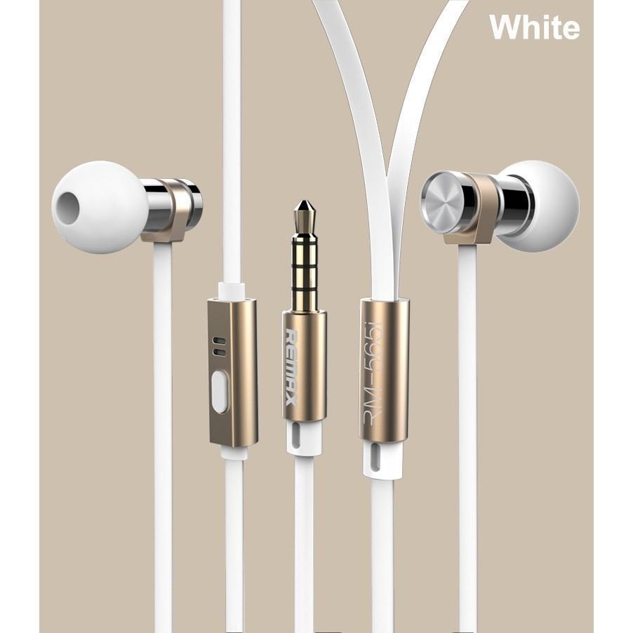 REMAX RM 565i HIFI Earphone Earpiece Headphone